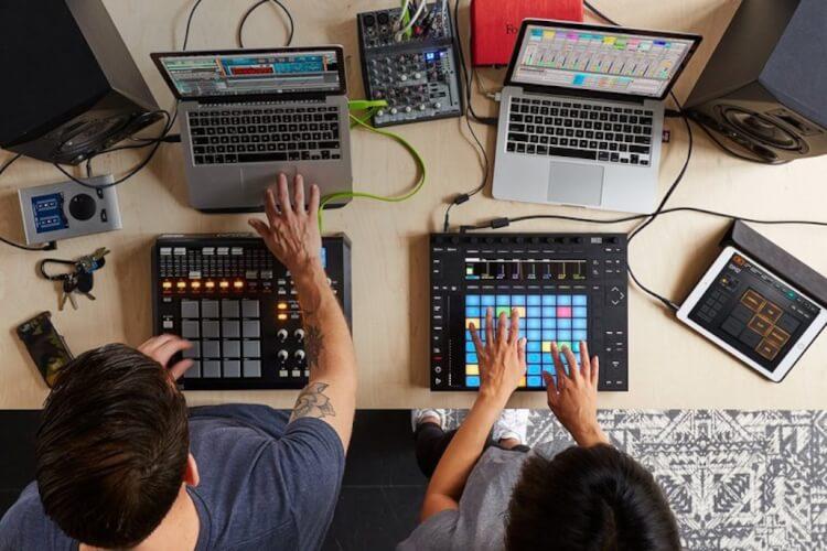 Abelton / Beats / Recording Camp