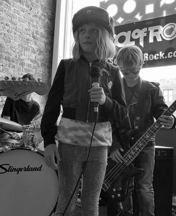 Local Winter Music Camps at School of Rock