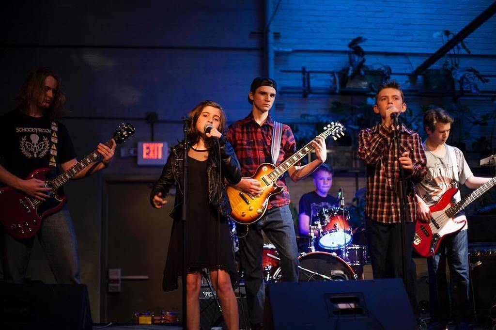 Don't tell your kids that they're actually learning some super powerful life skills at School of Rock. Even though they are. When you learn how to rock on stage, you're learning how to rock in Life. We are Lessons Done Differently. Call NOW to find out more (414) 332-7625