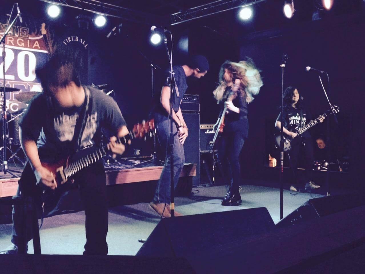 House Band Event, Dec 2015.