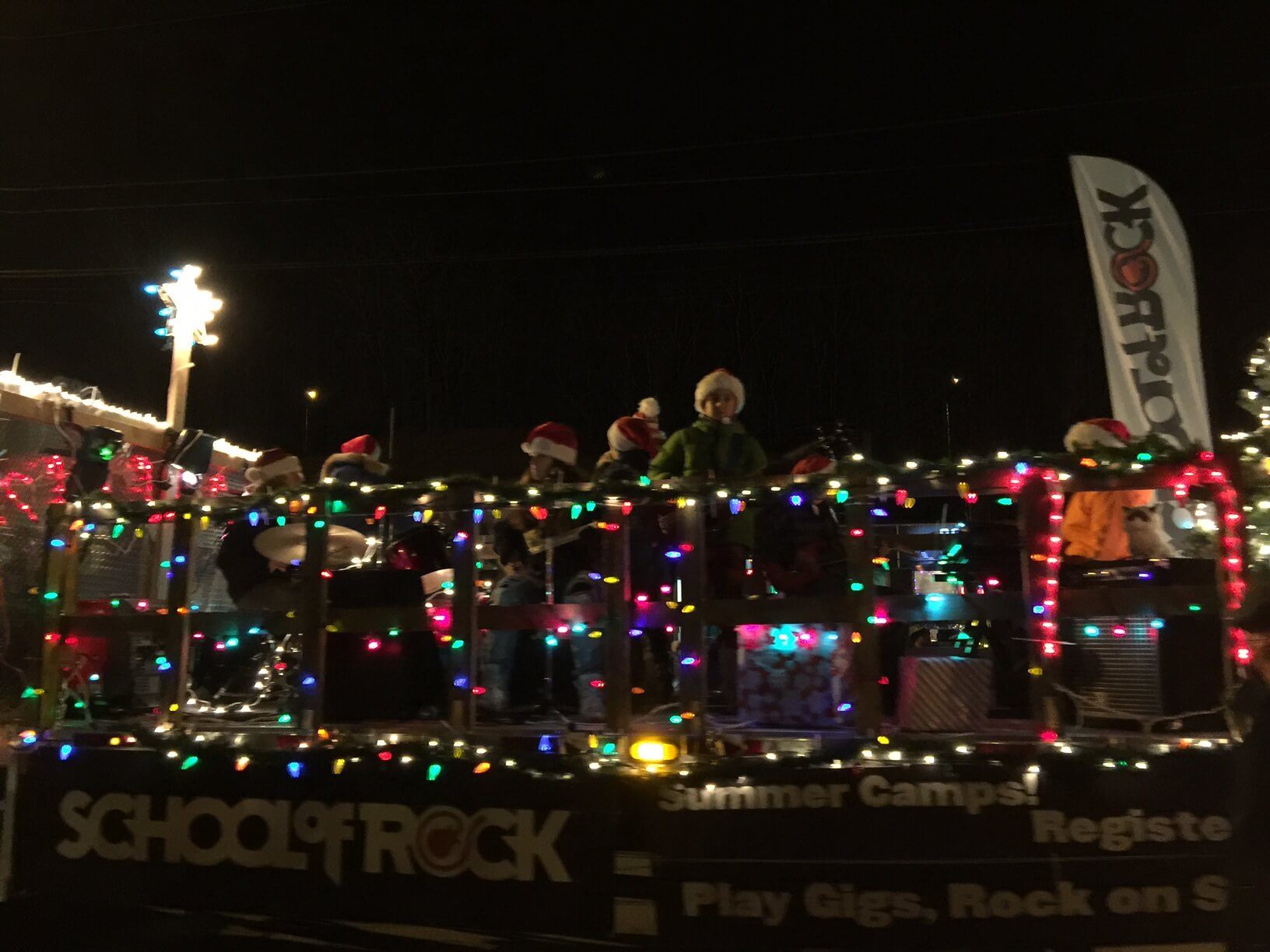 Parade of Lights 2015