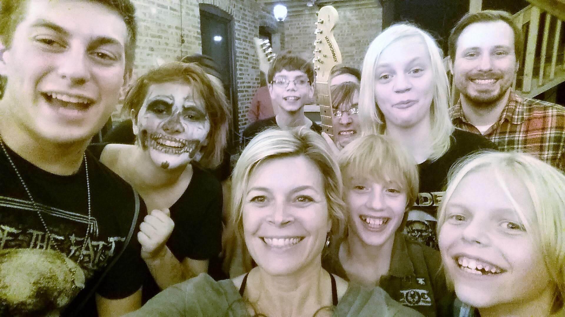 House Band Halloween Tour 2016