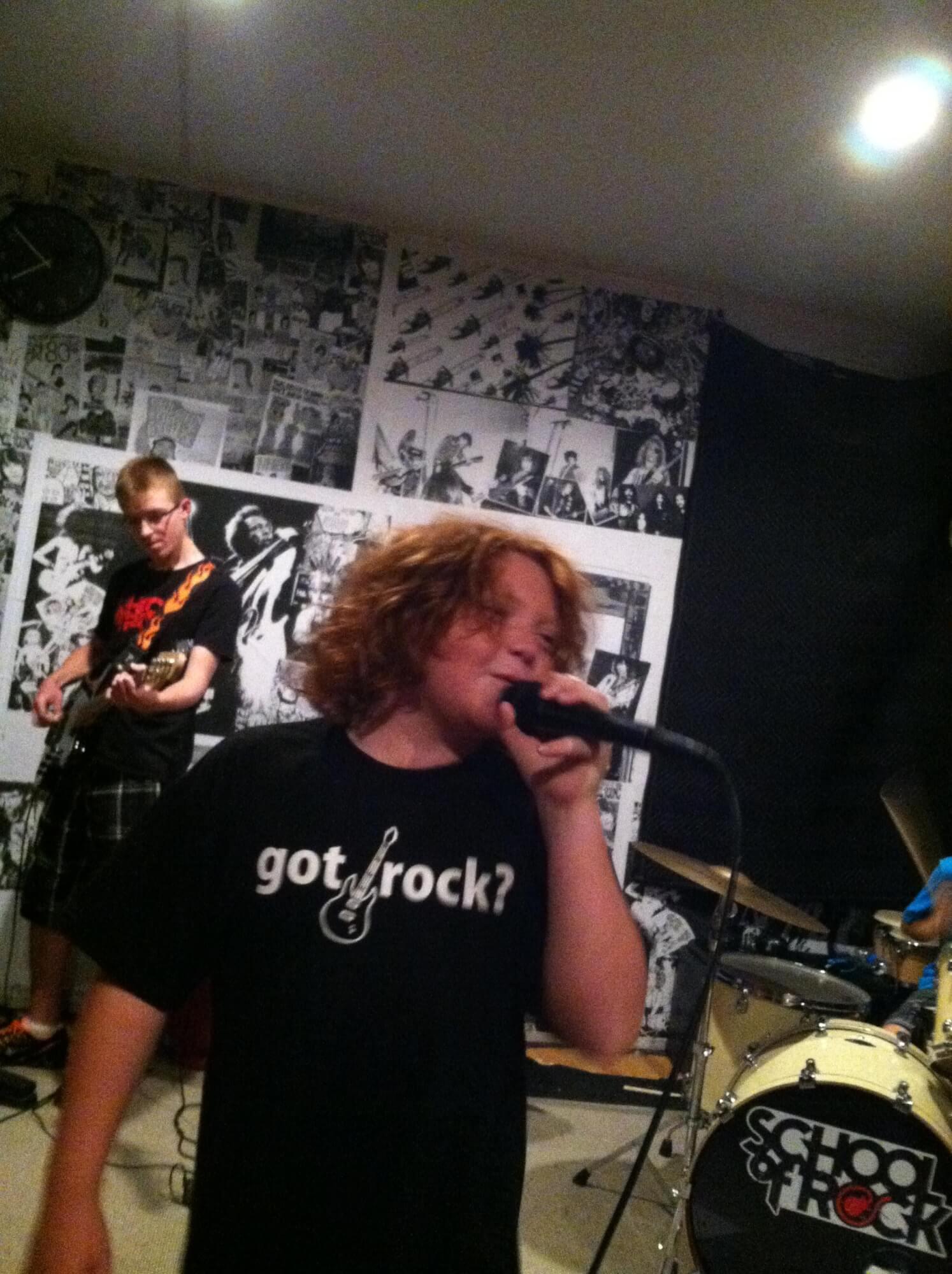 School of Rock Doylestown is the best music school in Bucks County for kids and adults alike.