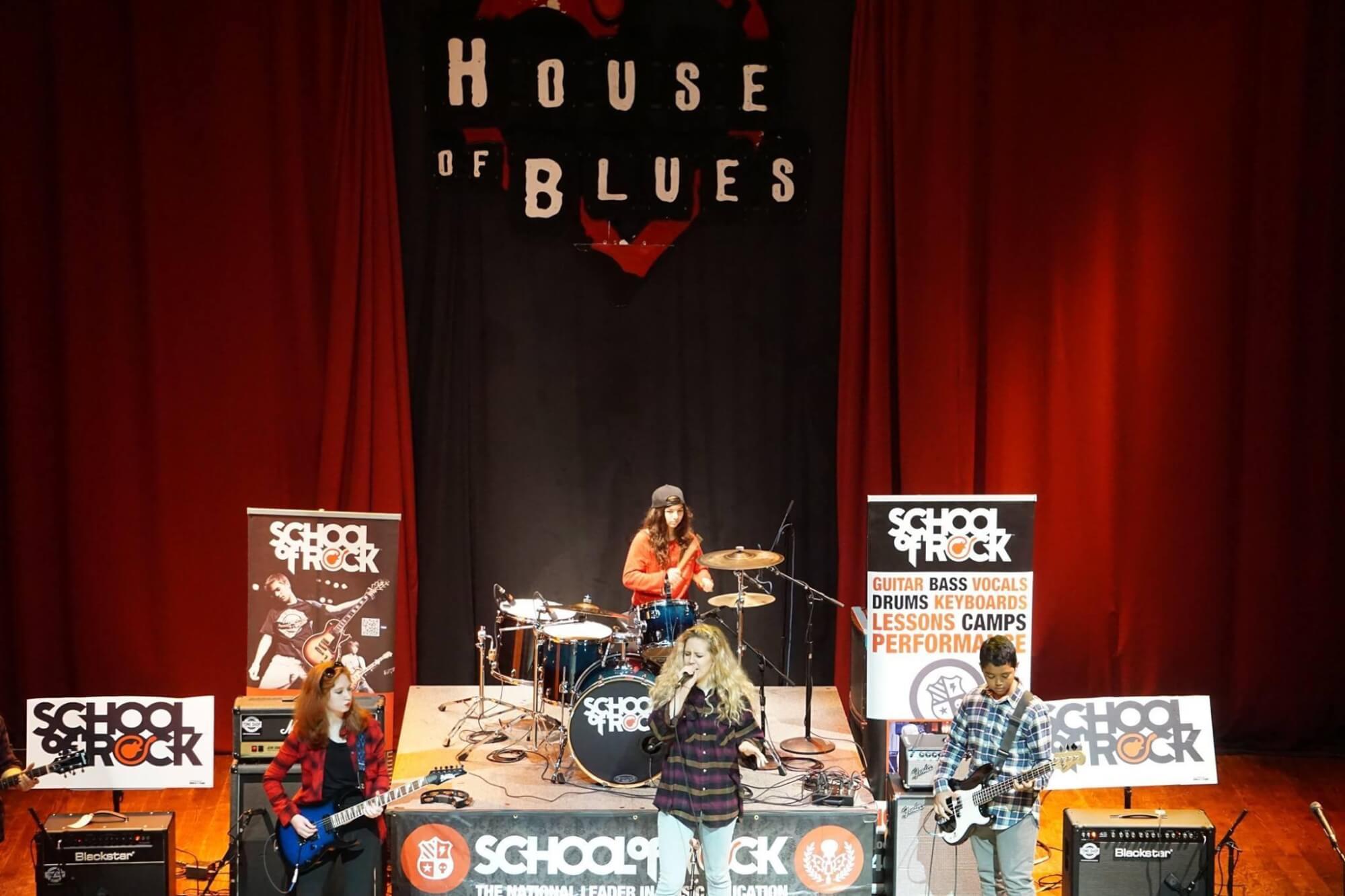 Rockfest 2015 @ House of Blues Dallas