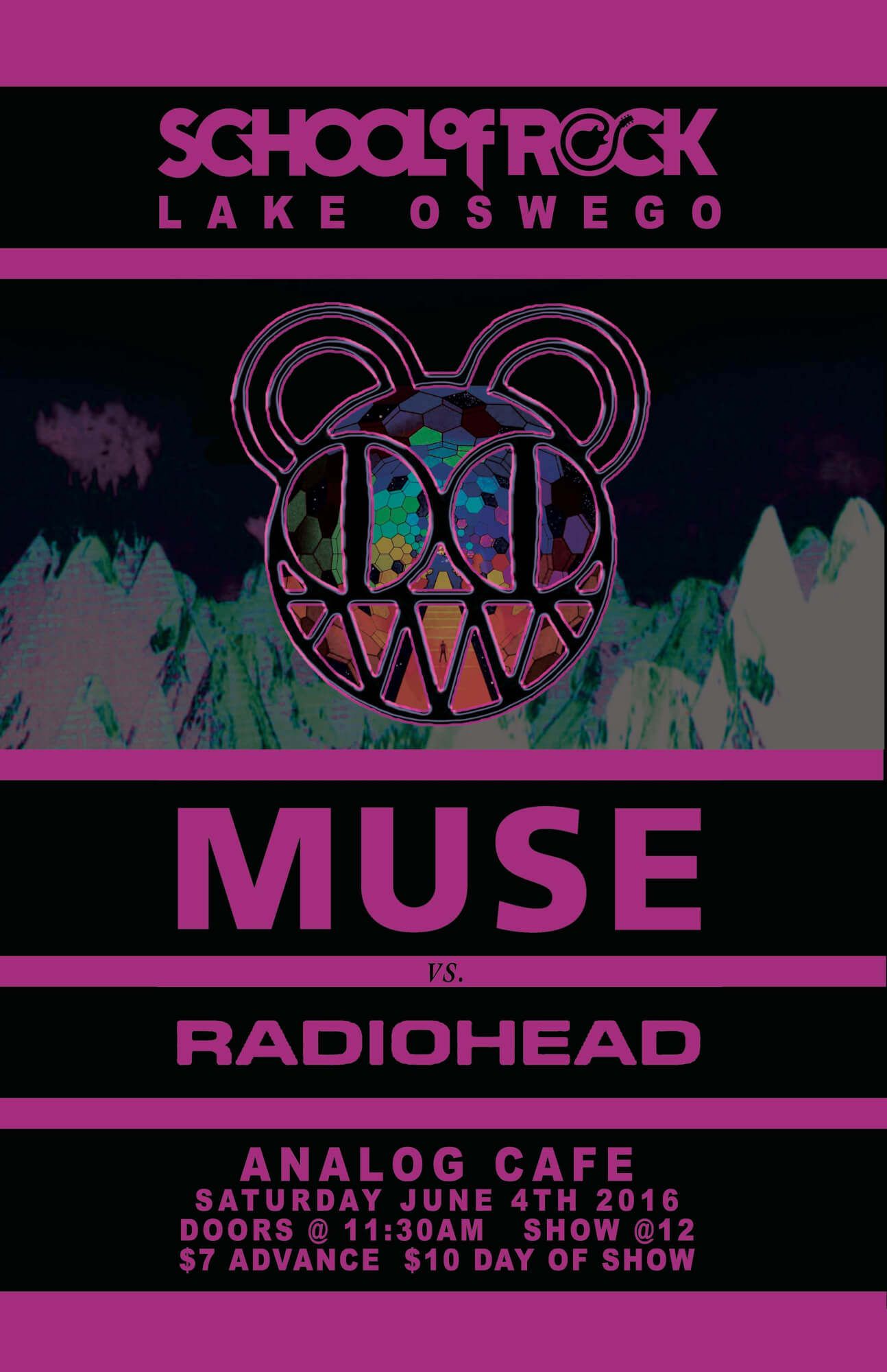 Muse vs Radiohead!!