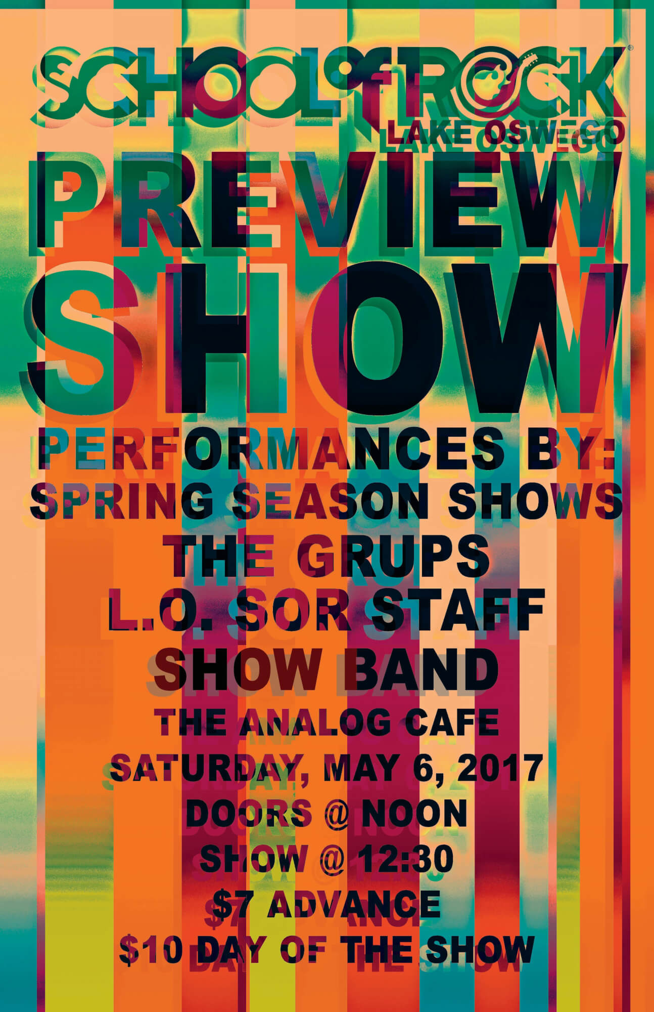 May 2017 Preview Show