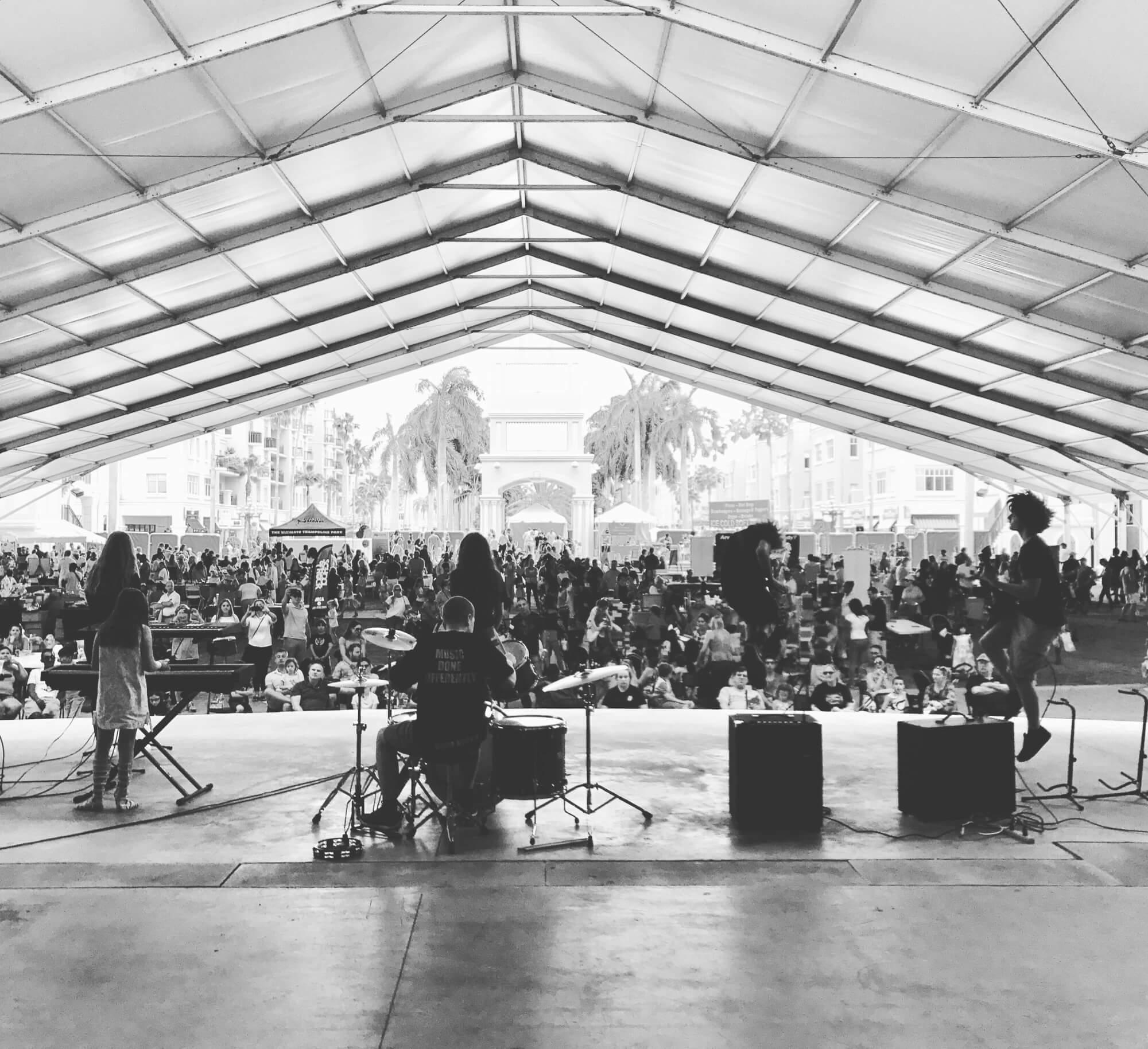 School of Rock Boca Raton House Band