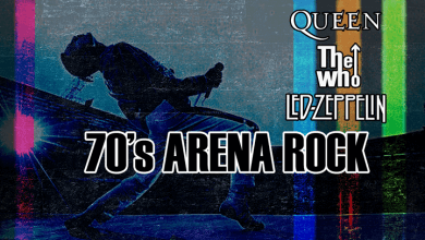 Bands like Led Zeppelin, Queen, and The Who brought their big, exciting  sound and stage show to arenas and stadiums around the world and created  the Rock Concert experience like no other had before. These bands also  had a few things in common...great singers, and irreplaceable band  members. Each member of every band was extremely talented and completely  unique. In this show we will begin to jump into the world of arena  rock.