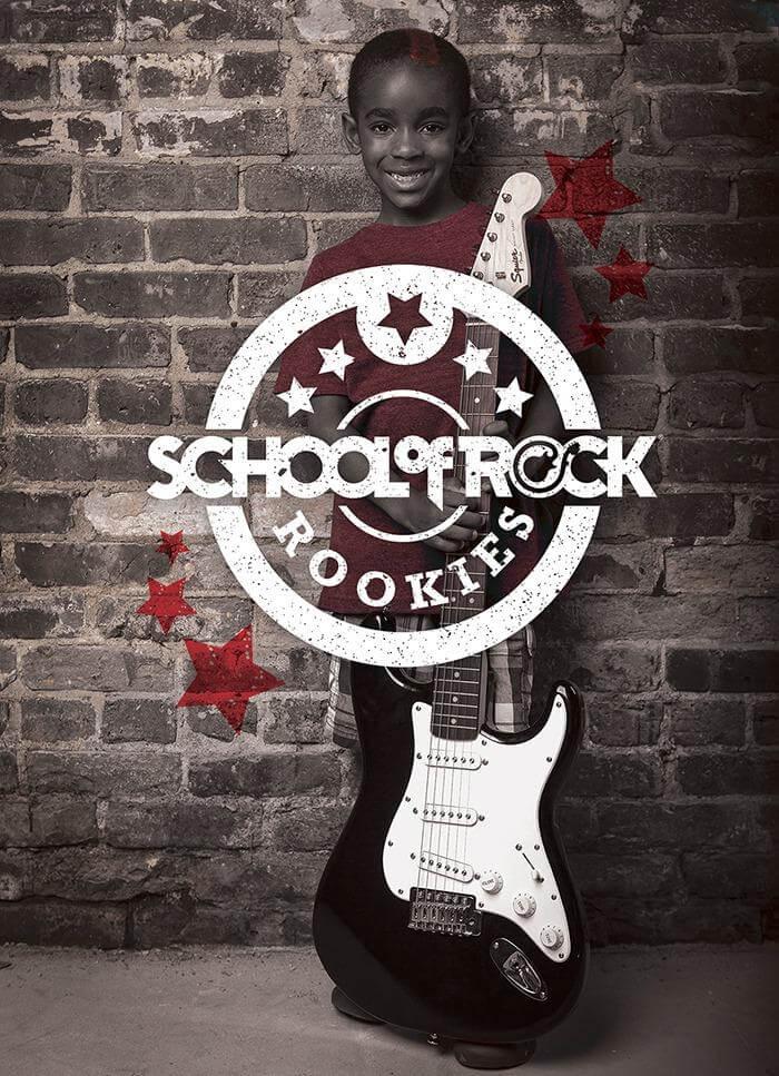 Rookies program for beginner rockers ages 5-7