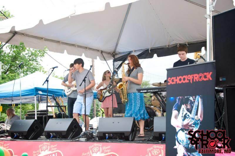 SoR Baltimore's Show Team at HonFest 2013