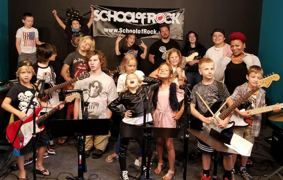 2017 Rock 101 Summer Camp Performance