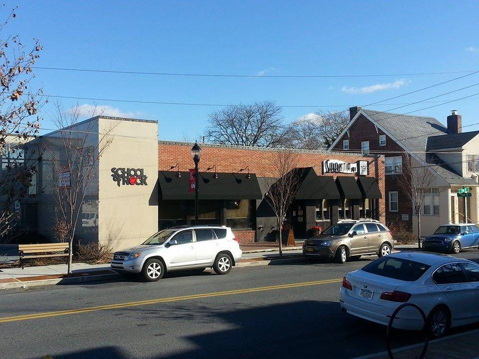 Our new location on North 19th St.