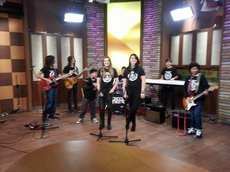 School of Rock Markham on Rogers TV!