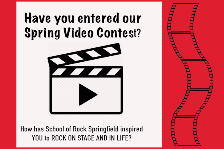 Have you entered our spring video contest?