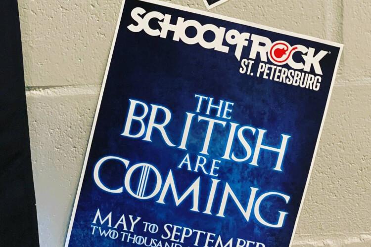 School of rock st petersburg summer