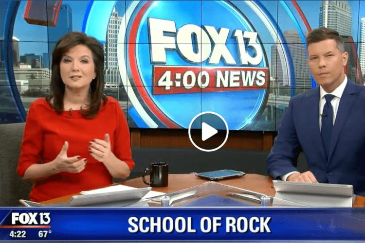 school of rock st pete fox 13