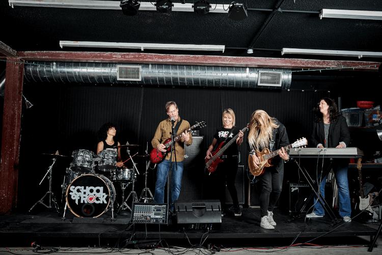 School of Rock | Adult Performance Program (Ages 18+)
