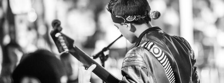 Performance music program for teens