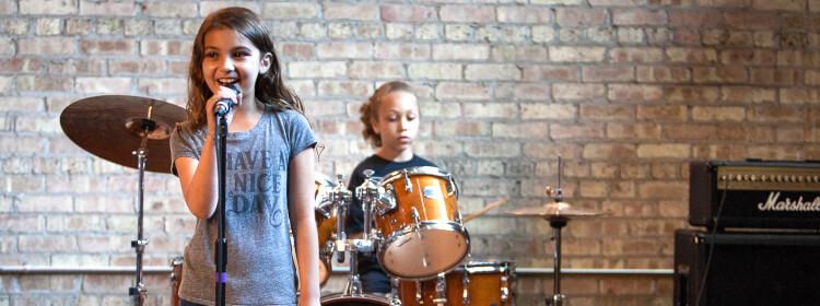 Rookies music program for children